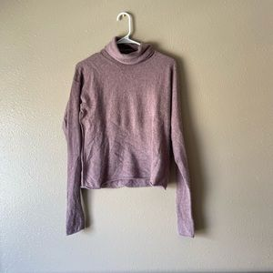 Cashmere turtleneck from Free People